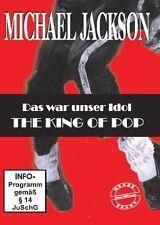 Michael Jackson - Das war unser Idol The King of Pop ( Doku ) DVD