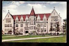 1910 Kent Chemical Laboratory University of Chicago Illinois postcard