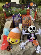 Bark Box Halloween Current Month. 3 Toys Ans 3 Treats  Size M-L