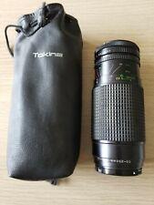Objectif Tokina AT-X 50-250 mm f4-5.6