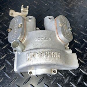 HUSABERG CYLINDER HEAD COVER / VALVE COVER - FIT 2000 / 07 MODEL - FROM FE400