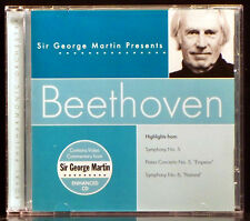 Sir George Martin Presents Beethoven ECD (CD, Apr-2002, Compendia Music Group)