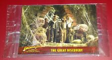 2008 Topps Indiana Jones Crystal Skull Card Collection Sealed Mint Promo Card P2