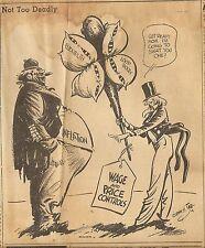 DORMAN H. SMITH EDITORIAL CARTOON DAILY NEWS FEBRUARY 6, 1951 BOWLING GREEN, KY
