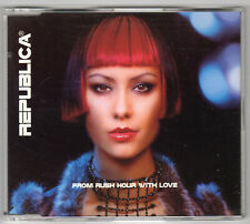Republica - From Rush Hour With Love CD single 1 track promo