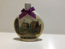 THE ROUND TOWER WINDSOR CASTLE FRAGANCE OF VIOLETS VINTAGE COLLECTOR PIECE 21 Ml