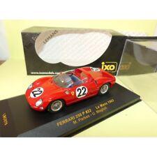 Ixo Model Lmc070 Ferrari 250p N.22 3rd LM 1963 1/43 Modellino