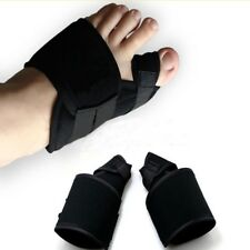 2PCS Big Toe Splint Straightener Corrector Hallux Valgus Bunion Relief Foot Pain