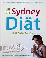> Die Sydney Diät < (Ratgeber von Jennie Brand-Miller u.a. - 2007)