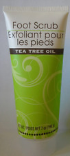 Tea Tree Foot scrub Exfoliate Treatment, Exfoliating Scrub