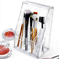 [US] Acrylic DIY Cosmetic Organizer storage For Eyebrow Pencil & Brush Make-up