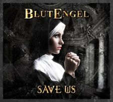 BLUTENGEL - SAVE US (DELUXE EDITION)  2 CD NEUF