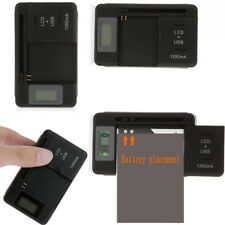 Travel Portable Charger for Cell Phone Pda Camera Li-ion Battery W/ Usb Port