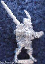 1986 Dark Elf 1101 01 C09 Lord Anuidethar Blood-Thirster Citadel Elven Army Drow