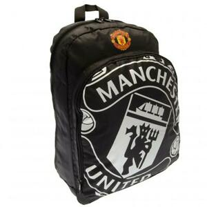 Manchester United RT Backpack (Official Licensed Merchandise)