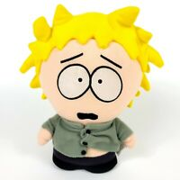 """NOT SHAKING READ DESC. Tweek South Park 8"""" Plush Toy Comedy Central 2001 Fun4All"""