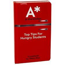 Lagoon Hungry Student Life Cookbook University Kitchen Survival Book Gift Idea