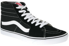 2a50b87943 VANS Sk8 Hi Black White Suede Mens Trainers - Vd5ib8c UK 7
