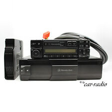 Original Mercedes Special BE2210 Becker Box Car Radio with CD Changer Set