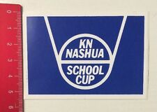 Pegatina/sticker: kN nashua-School Cup (2005161)