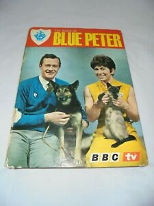 The Book of Blue Peter Second 2nd Annual (1965)
