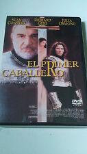 """DVD """"EL PRIMER CABALLERO"""" COMO NUEVO SEAN CONNERY RICHARD GERE JULIA ORMOND"""