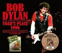 Bob Dylan Live CT USA TOAD'S PLACE 1990 4 CD From Japan NEW