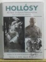 SIMON HOLLOSY DVD Sealed Hungarian Sculpture Documentary Art FREE US S/H