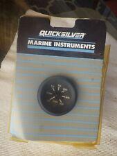 "Mercury Quicksilver 2"" Water Pressure Gauge 0-30 PSI 79-825331A1"