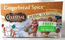 Gingerbread Spice Holiday Herb Tea - 20 bag (Celestial Seasonings)
