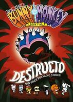 Bunny vs Monkey 5: Destructo: 5 by Jamie Smart, NEW Book, FREE & Fast Delivery,