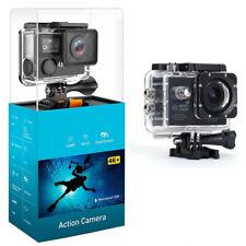 Action cam 4k Asako Apeman Underwater With Go Pro Acrylic Box Wifi Camcorder