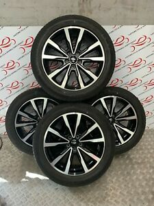 2018 FORD KUGA ST LINE ALLOY WHEELS 18'' 235 50 18 FORD KUGA ALLOYS WITH TYRES