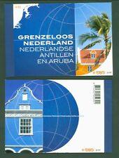 Niederlande 2008 - Grenzeloos Nederland - Aruba - Antillen - Prestige MH 75 **