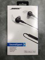 Bose 7417760010 SoundSport In-ear Charcoal Black Headphones