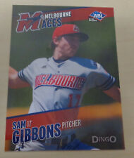 2013/14 SAM GIBBONS Australian Baseball League (ABL) - Melbourne Aces