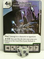 DC Dice Masters - #076 Batarang Instrument of Distraction - Justice League