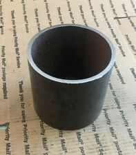 "5"" Inch ID Pipe Weld on Steel Collar 5"" Inches Long. 1/4"" Wall Stove Pipe Sch 40"