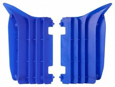 RADIATOR LOUVRES YAMAHA YZF250 BLUE OR WHITE 10-13 RADIATOR COVERS