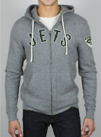 New York Jets NFL Sunday Zip Hoodie by Junkfood