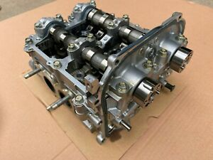 Subaru Impreza 2012 G4 FB20 Engine Cylinder Head RHS