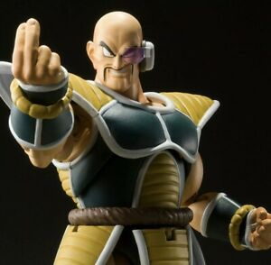 SH Figuarts NAPPA Dragon Ball Event Exclusive Color Edition SDCC AUGUST SHIPMENT