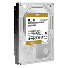 Genuine Western Digital 6TB Gold Datacenter Hard drive WD6002FRYZ