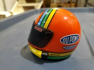 JEFF GORDON DUPONT MINI SIMPSON RACING HELMET SIGNATURE EDITION