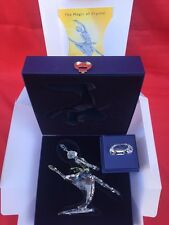 """SWAROVSKI SCS ANNA """"Magic of the Dance"""" & Paperweight 60mm LIMITED EDITION NEW"""