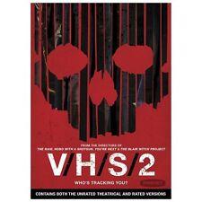 V/H/S/2 2013 Horror Supernatural UNRATED dvd Evil Vhs Tape ADAM WINGARD
