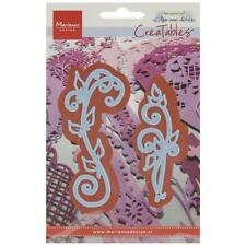 Marianne Design Creatables Dies LR0271 ~ Anja's Vintage Swirls, Up To 3.875""