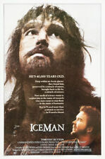 ICEMAN (1984) ORIGINAL MOVIE POSTER  -  ROLLED