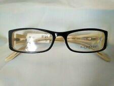 Rampage Women's eyeglass frames R100 Black  51-16-135 NWT