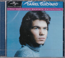 CD 17T DANIEL GUICHARD UNIVERSAL MASTERS COLLECTION BEST OF 2006 NEUF SCELLE